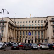 Communist Party Central Committee headquarter Bucharest